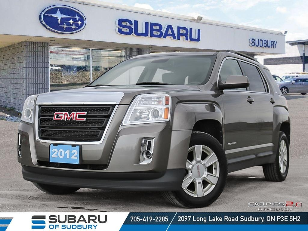 Pre-Owned 2012 GMC TERRAIN SLE-2 - ONLY 82,523KMS - UNDER $15,000!!!
