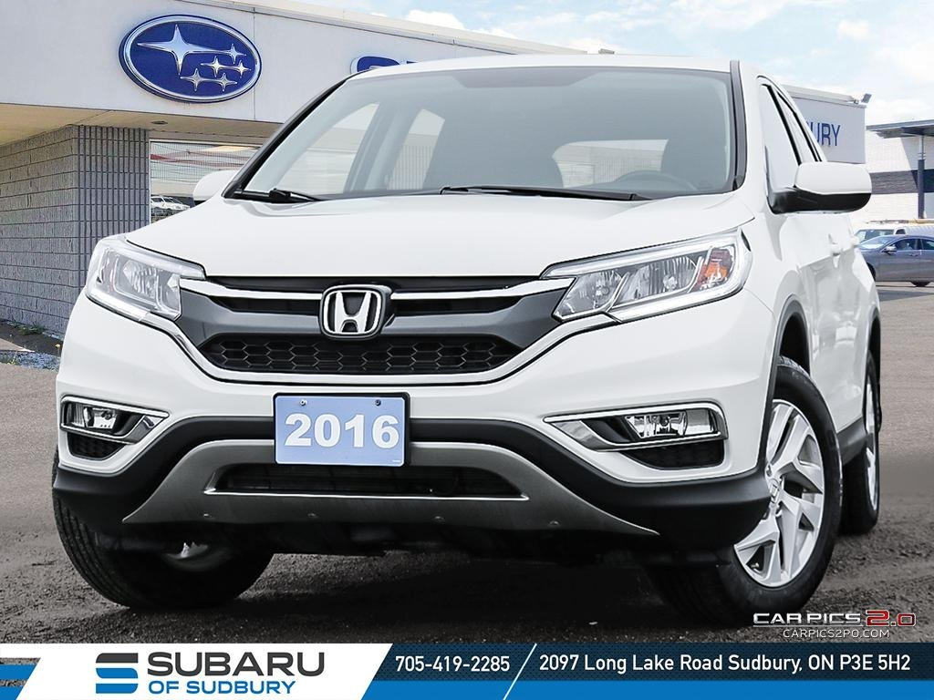 Pre-Owned 2016 Honda CR-V EX-L - LOW KMS - LEATHER - SUPER CLEAN!!