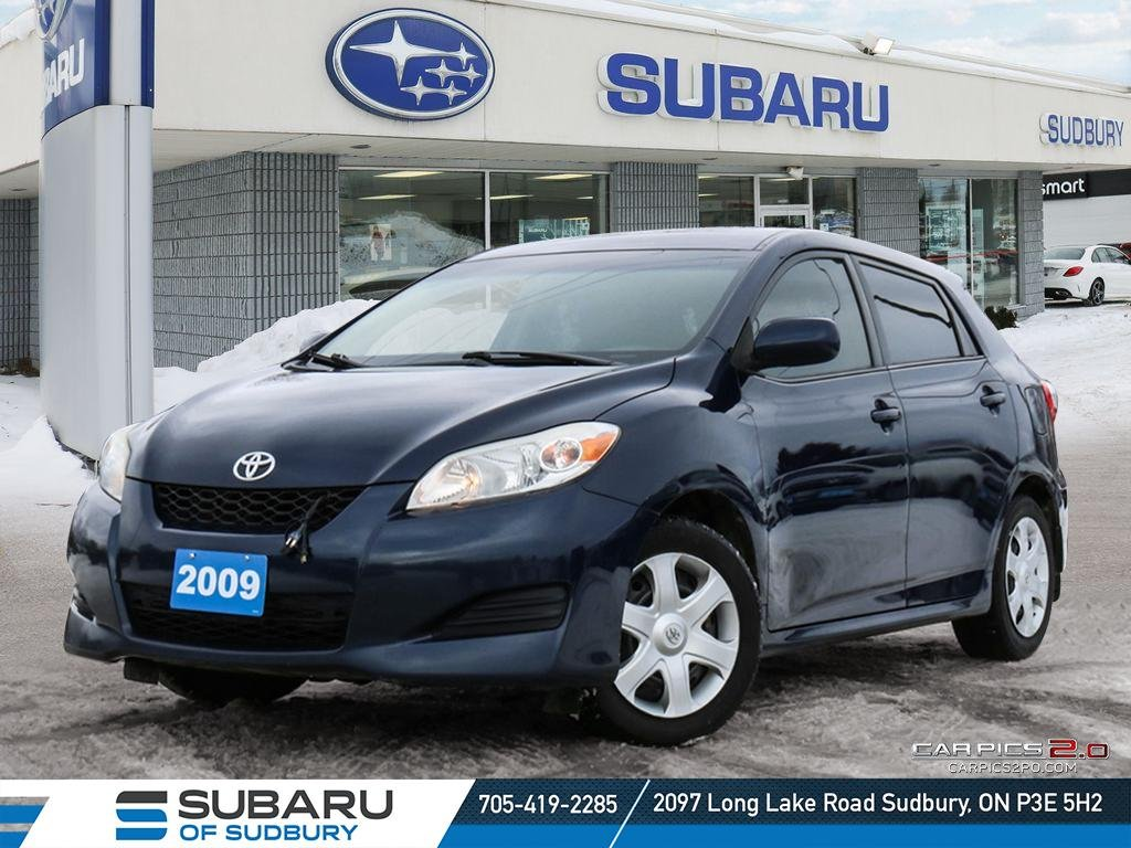 Pre-Owned 2009 Toyota Matrix XR - SELF CERTIFY!