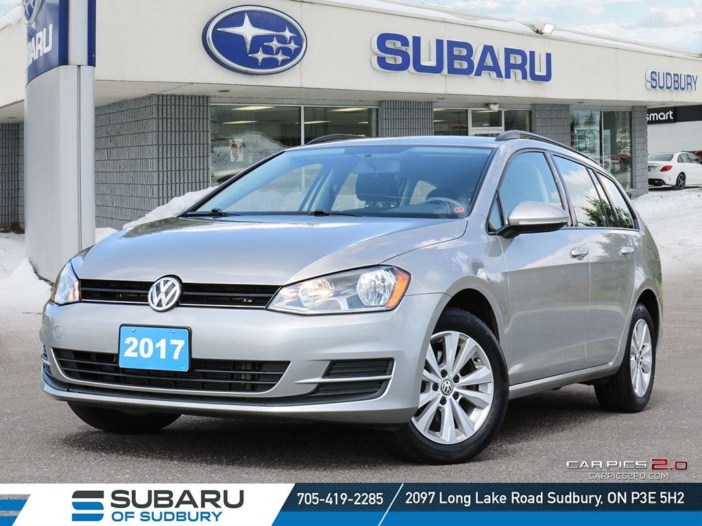 Pre-Owned 2017 Volkswagen Golf Sport Wagen Highline - UNDER $20,000 - FINANCING AVAILABLE - PRICED 3 OF 16