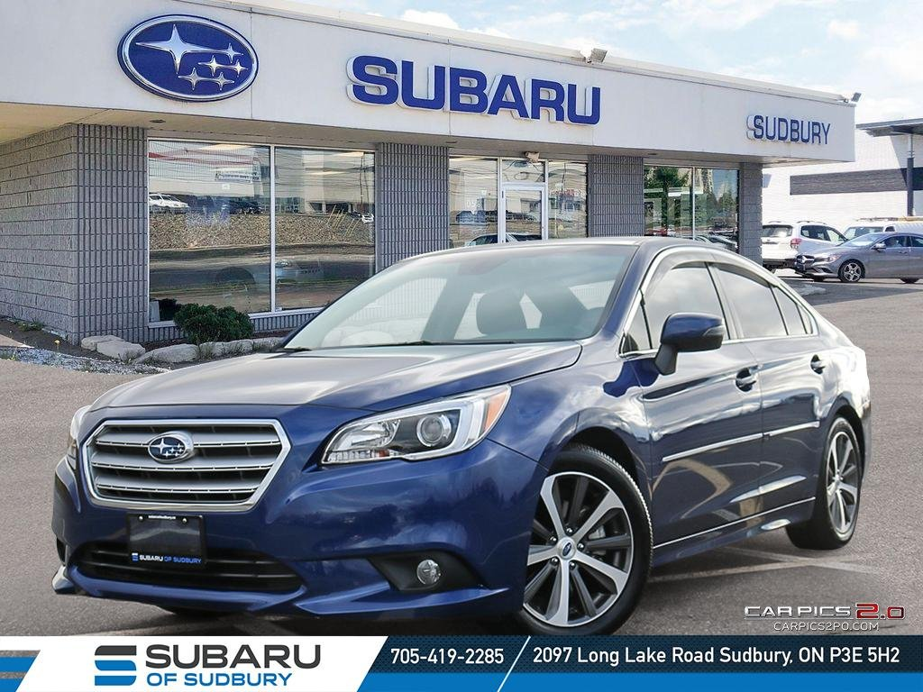 Subaru Legacy: Tilting moonroof