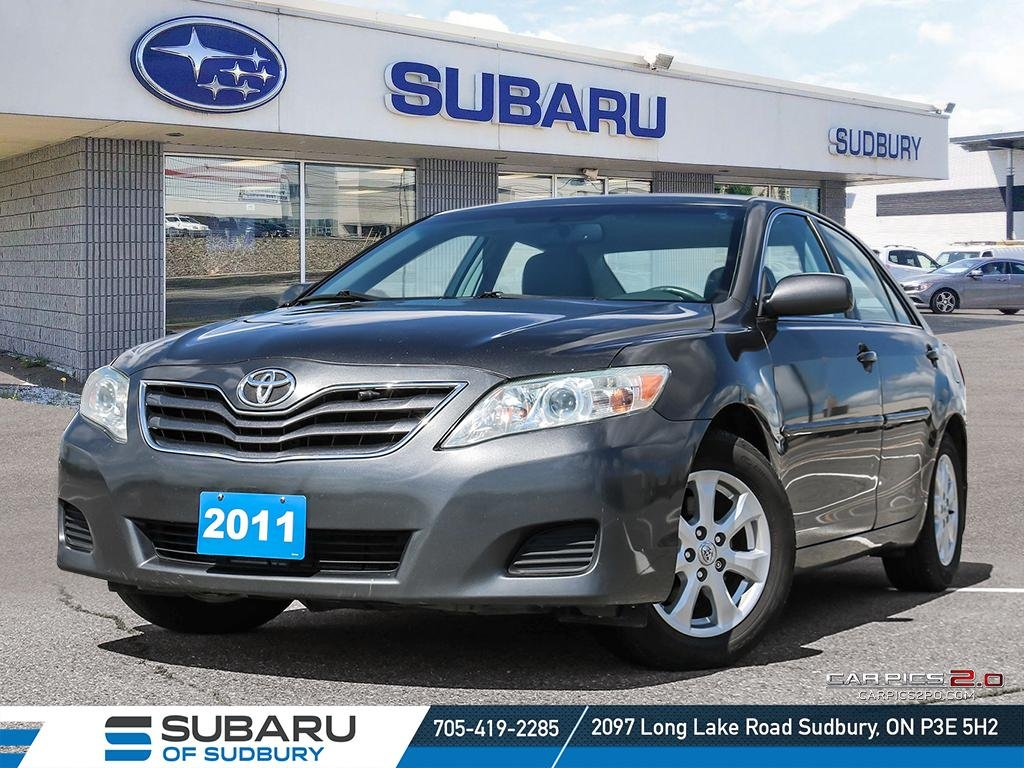 Pre-Owned 2011 Toyota Camry LE - CERTIFIED UNDER 10000$!!!!