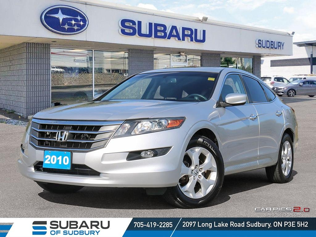 Pre-Owned 2010 Honda Accord Crosstour EX-L - LOW MILEAGE ONLY 45000KM!!!!