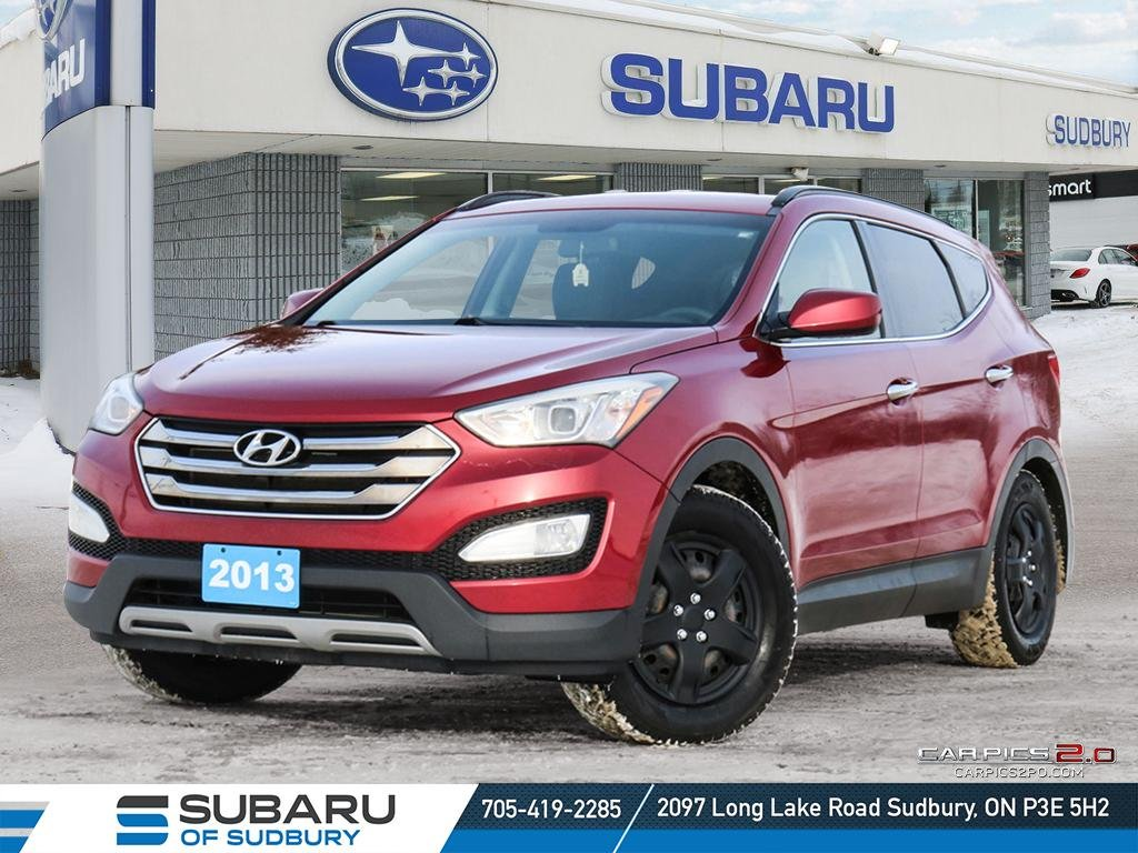 Pre-Owned 2013 Hyundai Santa Fe Sport 2.4 base - BRAND NEW FRONT BRAKES - UNDER $11,000! FINANCING AVAILABLE