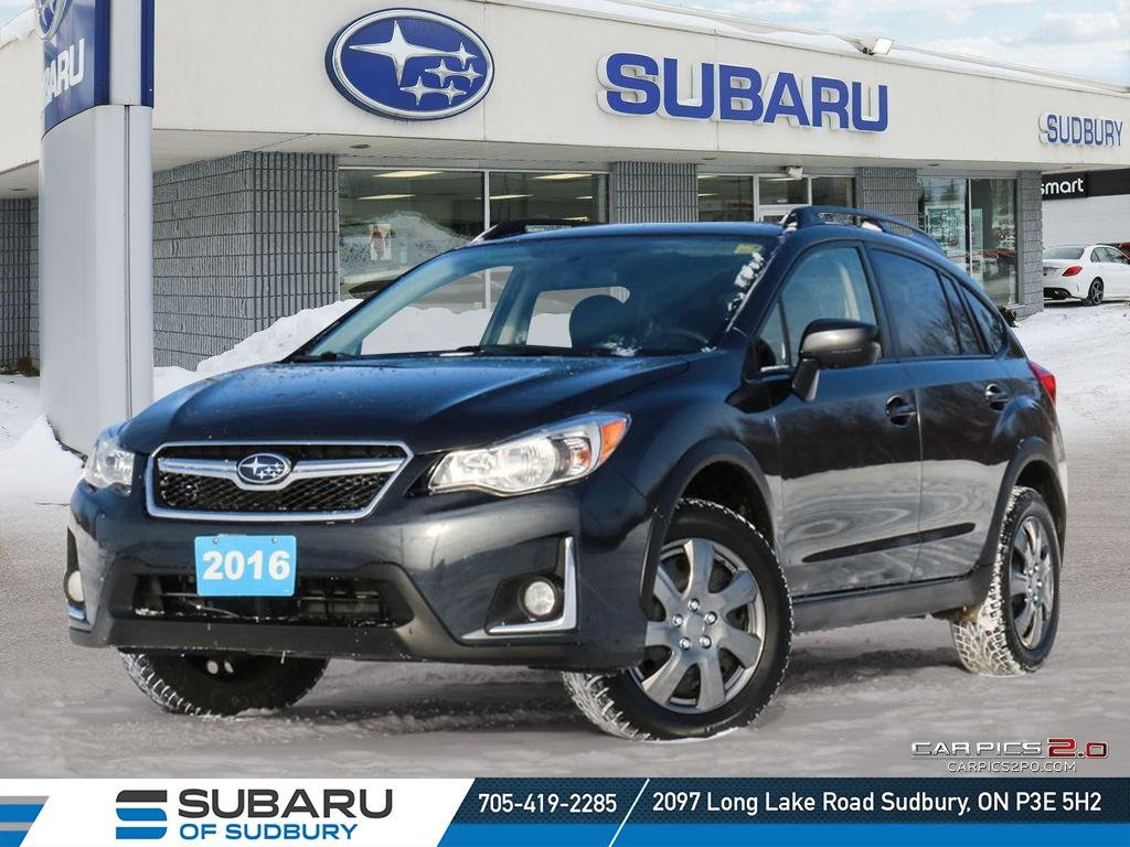 Pre-Owned 2016 Subaru Crosstrek Touring - HEATED SEATS - BACK UP CAMERA!