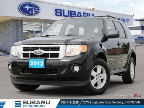 Pre-Owned 2012 Ford Escape SE - SELF CERTIFY