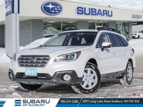 Pre-Owned 2017 Subaru Outback 3.6R Limited - HEATED SEATS - BACK UP CAMERA !