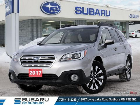 Pre-Owned 2017 Subaru Outback 3.6R Limited - BEST AWD IN THE MARKET !