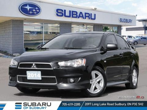 Pre-Owned 2014 Mitsubishi Lancer SE - FULLY CERTIFIED - FINANCING & WARRANTY AVAILABLE FWD 4dr Car