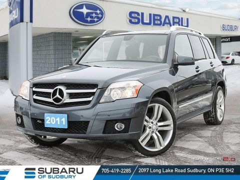 Pre-Owned 2011 Mercedes-Benz GLK350
